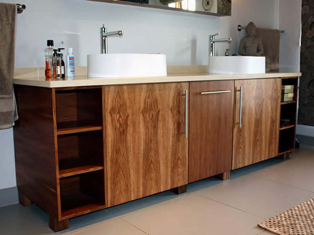 kiaat-vanity-biscuit-caesarstone-worksurface